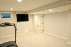 Basement Build-out Crystal Tree, Orland Park, IL