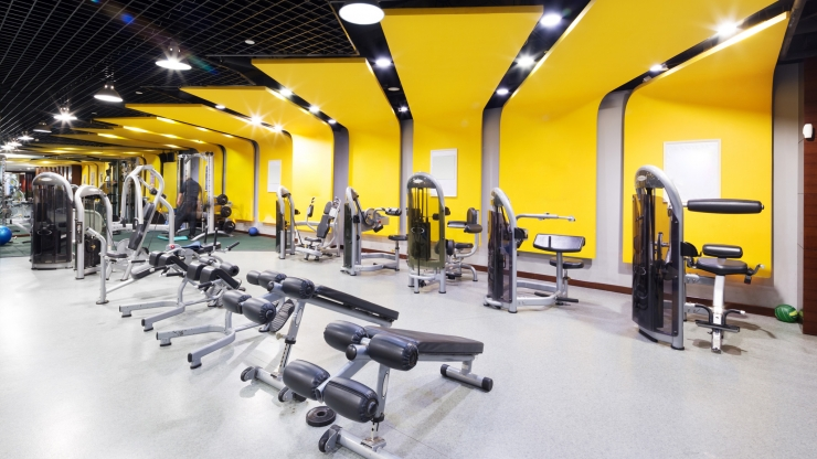 Fitness Center – Build-out