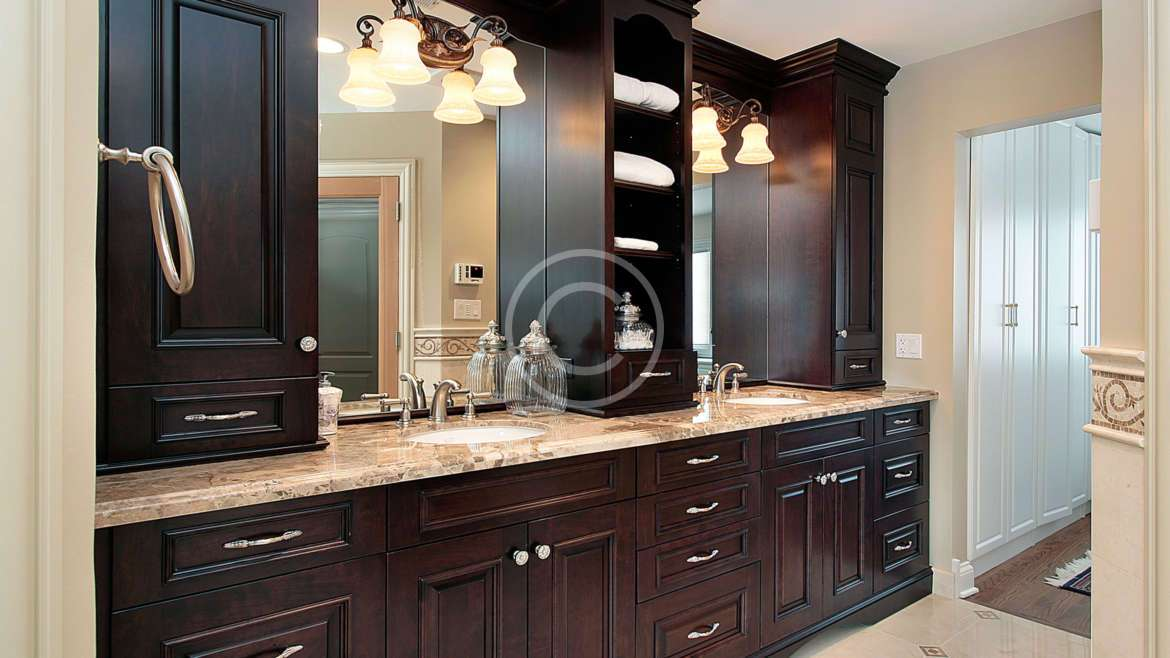 Elegant Floating Vanities
