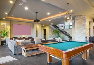 Basements & Theater Rooms